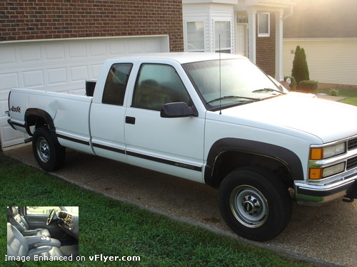 used 1998 chevy silverado c k2500 for sale spring hill tn usa used cars for sale. Black Bedroom Furniture Sets. Home Design Ideas